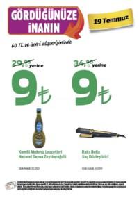 Kipa Süpermarket 19 Temmuz - 01 Ağustos 2018 Kampanya Broşürü! Sayfa 2
