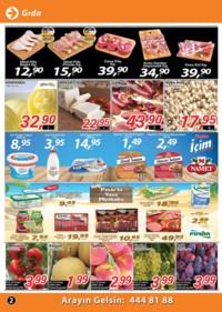 İdeal Hipermarket 20 - 31 Temmuz 2018 Kampanya Broşürü! Sayfa 2