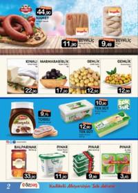 Özpaş Market 21 Temmuz - 05 Ağustos 2018 Kampanya Broşürü! Sayfa 2