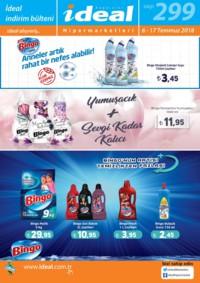 İdeal Hipermarket 06 - 17 Temmuz 2018 Gıda Dışı Kampanya Broşürü! Sayfa 1