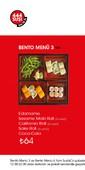SushiCo 2018 Promosyonlar Kataloğu Sayfa 6 Önizlemesi