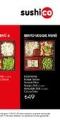 SushiCo 2018 Promosyonlar Kataloğu Sayfa 9 Önizlemesi