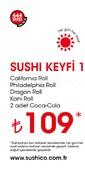 SushiCo 2018 Promosyonlar Kataloğu Sayfa 12 Önizlemesi