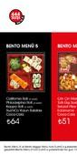 SushiCo 2018 Promosyonlar Kataloğu Sayfa 8 Önizlemesi
