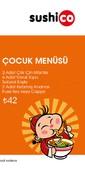 SushiCo 2018 Promosyonlar Kataloğu Sayfa 15 Önizlemesi