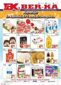 Grup Ber-ka Market 19 - 22 Temmuz 2018 Kampanya Broşürü! Sayfa 1