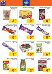 Seç Market 04 - 10 Temmuz 2018 Kampanya Broşürü! Sayfa 2