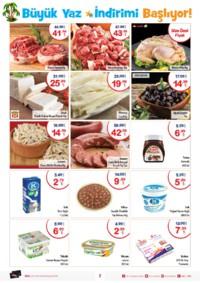 Kim Market Marmara Bölgesi 06 - 12 Temmuz 2018 Kampanya Broşürü! Sayfa 2