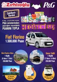 Zırhlıoğlu Toplu Tüketim 01 Nisan - 30 Eylül 2018 Kampanya Broşürü! Sayfa 1
