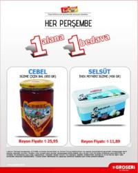 Groseri 12 Temmuz 2018 1 Alana 1 Bedava Kampanya Broşürü! Sayfa 1