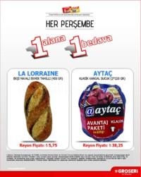 Groseri 12 Temmuz 2018 1 Alana 1 Bedava Kampanya Broşürü! Sayfa 2