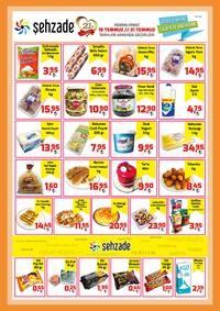 Şehzade Market 18 - 31 Temmuz 2018 Kampanya Broşürü! Sayfa 2