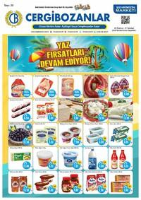 Cergibozanlar 24 - 31 Temmuz 2018 Kampanya Broşürü! Sayfa 1