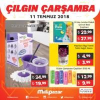 Milli Pazar Market 11 - 15 Temmuz 2018 Kampanya Broşürü! Sayfa 7 Önizlemesi
