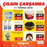 Milli Pazar Market 11 - 15 Temmuz 2018 Kampanya Broşürü! Sayfa 3 Önizlemesi