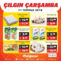 Milli Pazar Market 11 - 15 Temmuz 2018 Kampanya Broşürü! Sayfa 2