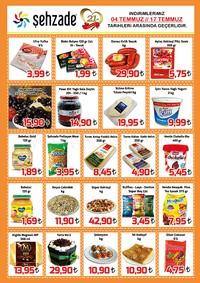 Şehzade Market 04 - 17 Temmuz 2018 Kampanya Broşürü! Sayfa 2