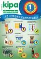 Kipa Süpermarket 05 - 18 Temmuz 2018 Kampanya Broşürü: Ne Alırsan 1 Lira Kampanyası! Sayfa 1