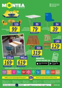Montea Yapı Market 13 - 26 Temmuz 2018 Kampanya Broşürü! Sayfa 8 Önizlemesi