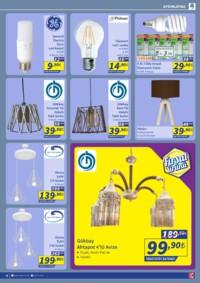 Montea Yapı Market 13 - 26 Temmuz 2018 Kampanya Broşürü! Sayfa 5 Önizlemesi