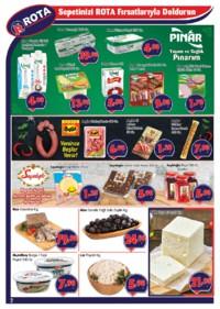 Rota Market 03 - 15 Ağustos 2018 Kampanya Broşürü! Sayfa 2