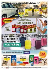 Kipa Süpermarket 16 - 29 Ağustos 2018 Kampanya Broşürü: Kipa' dan Yaz İndirimleri! Sayfa 12 Önizlemesi