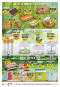 Kipa Süpermarket 16 - 29 Ağustos 2018 Kampanya Broşürü: Kipa' dan Yaz İndirimleri! Sayfa 10 Önizlemesi