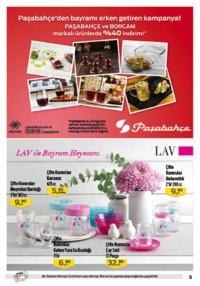 Kipa Süpermarket 16 - 29 Ağustos 2018 Kampanya Broşürü: Kipa' dan Yaz İndirimleri! Sayfa 5 Önizlemesi