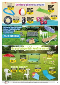 Kipa Süpermarket 16 - 29 Ağustos 2018 Kampanya Broşürü: Kipa' dan Yaz İndirimleri! Sayfa 11 Önizlemesi