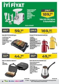 Kipa Süpermarket 16 - 29 Ağustos 2018 Kampanya Broşürü: Kipa' dan Yaz İndirimleri! Sayfa 14 Önizlemesi