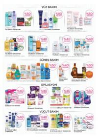 Eve Kozmetik 10 - 20 Ağustos 2018 Kampanya Broşürü! Sayfa 2
