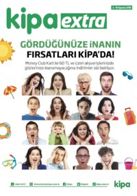 Kipa Extra 02 - 15 Ağustos 2018 Kampanya Broşürü! Sayfa 1