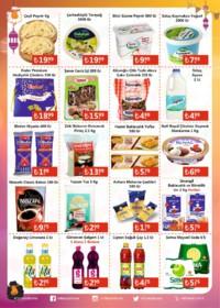 Milli Pazar Market 15 - 21 Ağustos 2018 Kampanya Broşürü! Sayfa 2