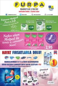 Furpa 03 - 13 Ağustos 2018 Kampanya Broşürü! Sayfa 1