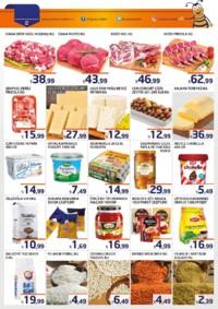 Başdaş Market 17 - 20 Ağustos 2018 Kampanya Broşürü! Sayfa 2