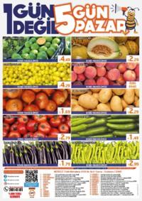 Başdaş Market 29 Ağustos - 02 Eylül 2018 Kampanya Broşürü! Sayfa 2