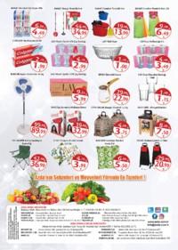 Azda Süpermarket 16 - 27 Ağustos 2018 Kampanya Broşürü! Sayfa 4 Önizlemesi
