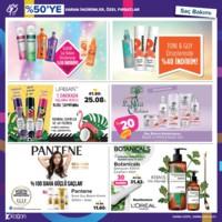Kağan Parfümeri 06 Ağustos - 06 Eylül 2018 Kampanya Broşürü! Sayfa 8 Önizlemesi