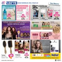 Kağan Parfümeri 06 Ağustos - 06 Eylül 2018 Kampanya Broşürü! Sayfa 9 Önizlemesi