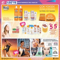 Kağan Parfümeri 06 Ağustos - 06 Eylül 2018 Kampanya Broşürü! Sayfa 3 Önizlemesi