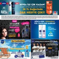 Kağan Parfümeri 06 Ağustos - 06 Eylül 2018 Kampanya Broşürü! Sayfa 2 Önizlemesi