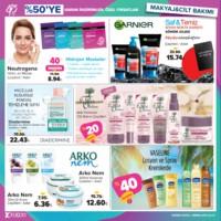 Kağan Parfümeri 06 Ağustos - 06 Eylül 2018 Kampanya Broşürü! Sayfa 4 Önizlemesi