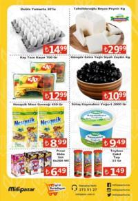Milli Pazar Market 31 Ağustos - 02 Eylül 2018 Kampanya Broşürü! Sayfa 2