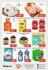 Milli Pazar Market 08 Ağustos 2018 Kampanya Broşürü! Sayfa 2