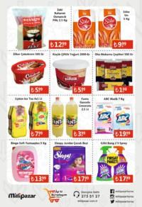 Milli Pazar Market 03 - 05 Ağustos 2018 Kampanya Broşürü! Sayfa 2