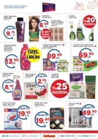 Özhan Marketler Zinciri 16 - 26 Ağustos 2018 Kampanya Broşürü! Sayfa 8 Önizlemesi