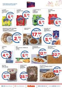 Özhan Marketler Zinciri 16 - 26 Ağustos 2018 Kampanya Broşürü! Sayfa 5 Önizlemesi