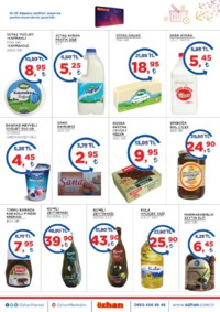 Özhan Marketler Zinciri 16 - 26 Ağustos 2018 Kampanya Broşürü! Sayfa 2