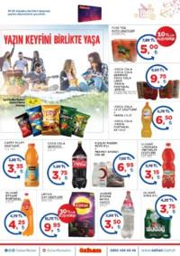Özhan Marketler Zinciri 16 - 26 Ağustos 2018 Kampanya Broşürü! Sayfa 4 Önizlemesi