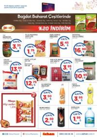 Özhan Marketler Zinciri 16 - 26 Ağustos 2018 Kampanya Broşürü! Sayfa 3 Önizlemesi